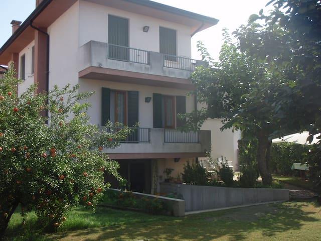 Badia Polesine的民宿