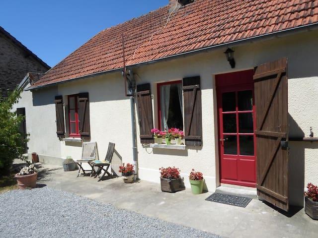 La Châtre-Langlin的民宿