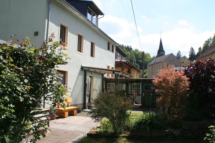 Bad Schandau的民宿
