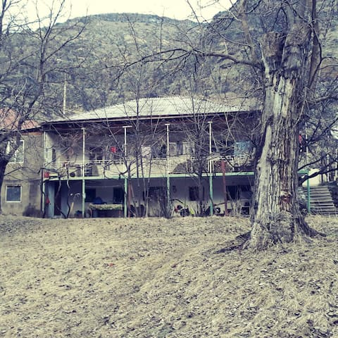 Samtskhe-Javakheti的民宿