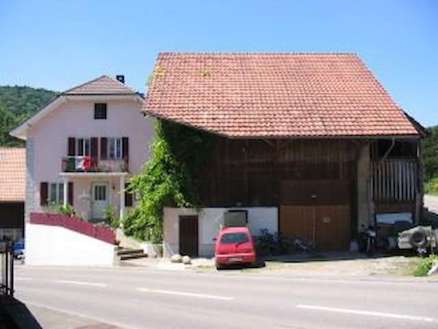 Böttstein的民宿