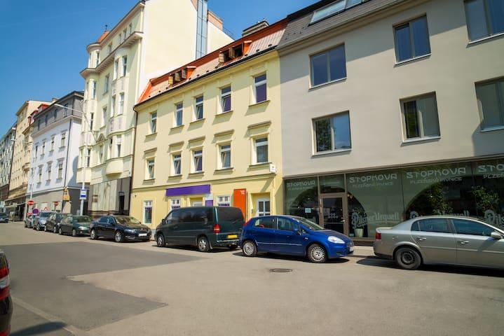 Brno-střed的民宿