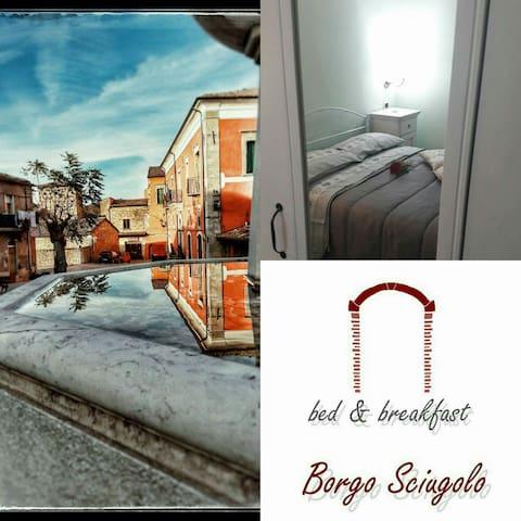 B&b Borgo Sciugolo - BASELICE Camera sole