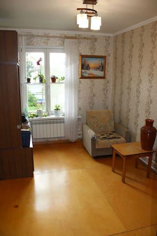 Комната в собственном жилом доме рядом с КАД