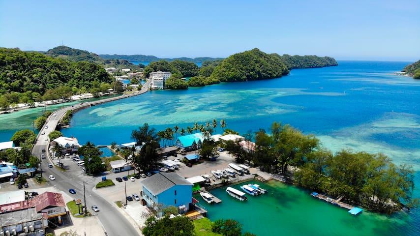 U World Lodge 入住拥有多彩海景和私有码头的旅馆是最方便,最舒适的智慧选择!