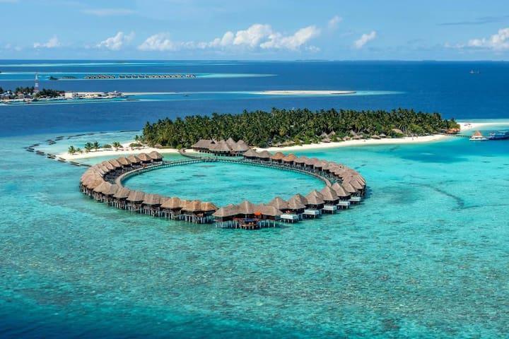 South Nilandhe Atoll的民宿