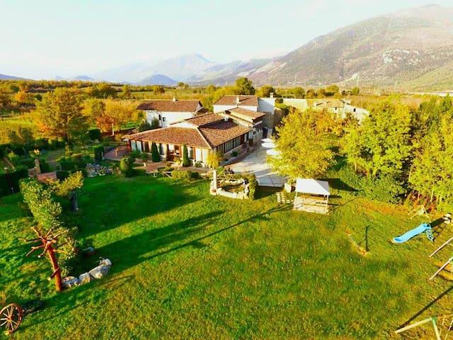 Conca della Campania的民宿