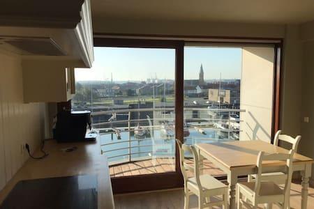 160m²appartement met prachtig zicht ,kosten all in