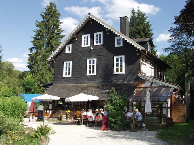 Hatzfeld (Eder)的民宿