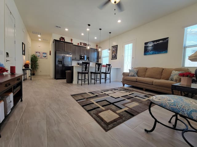 Beautiful guest suite in brand new construction