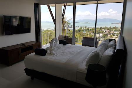 Sea View 2 Bedroom Penthouse Apartment Koh Samui