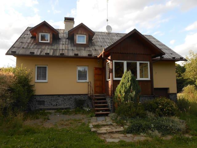 Dolní Moravice的民宿
