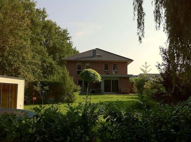 吕讷堡(Lüneburg)的民宿