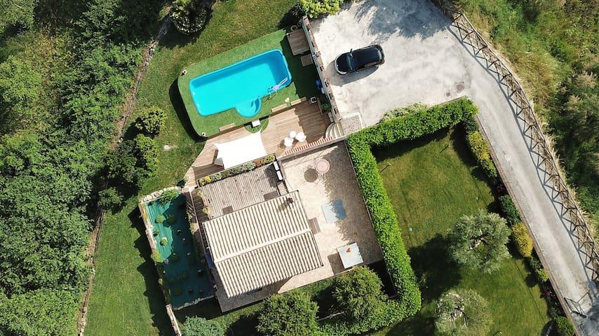 Castelplanio的民宿