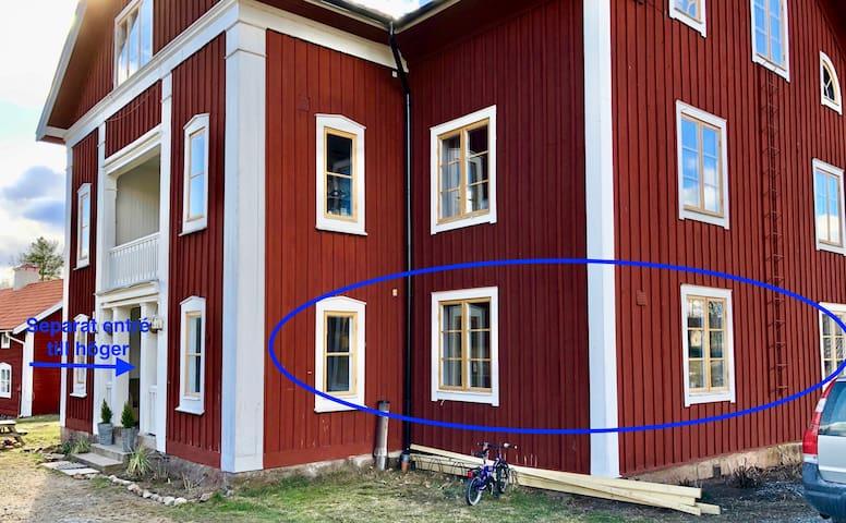 Örebro N的民宿