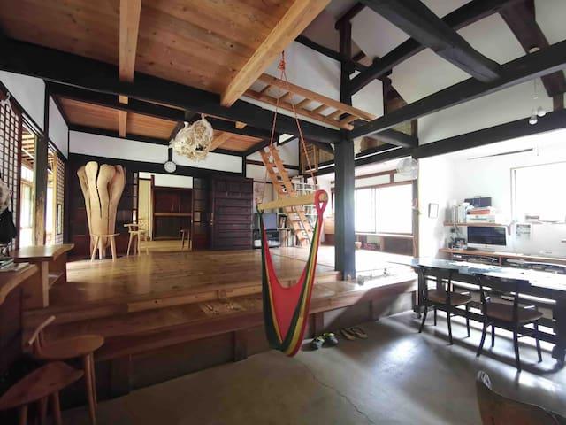 Oume-shi的民宿