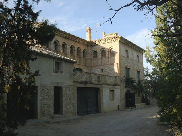 Ainzón的民宿