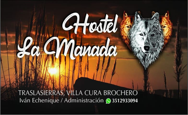 Villa Cura Brochero的民宿