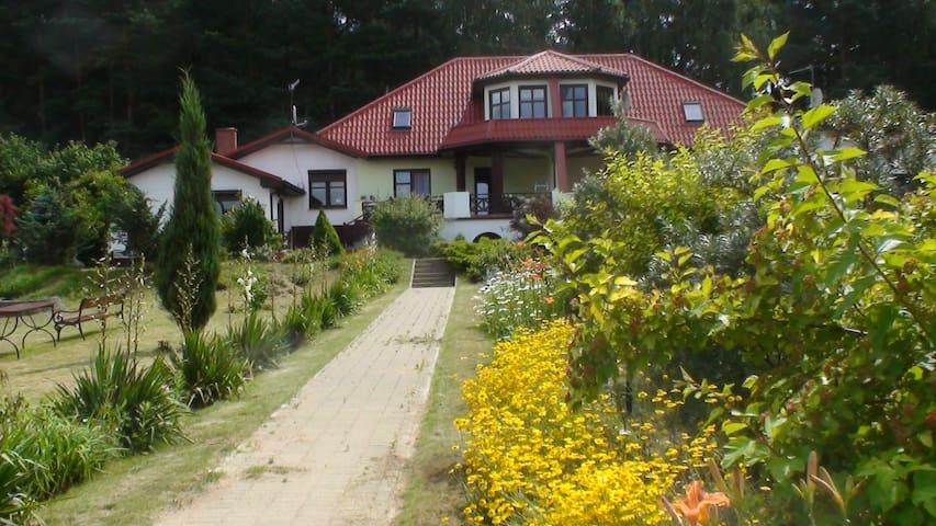 Głęboczek的民宿