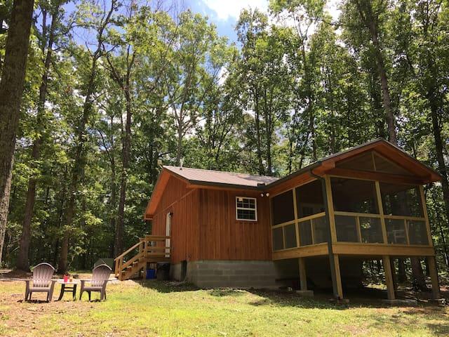 Studio Cabin in the woods