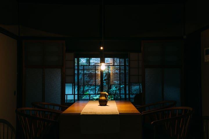 Tamba-Sasayama的民宿