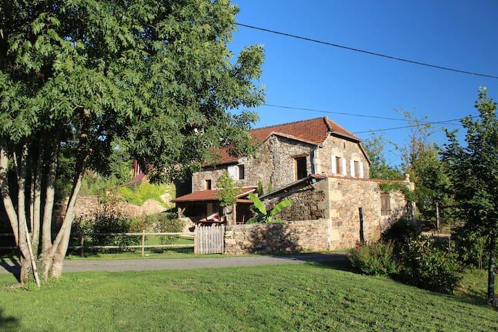 Saint-Paul-de-Vern的民宿