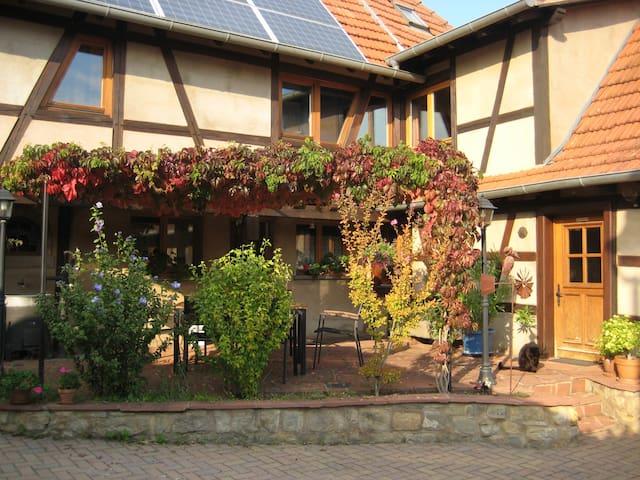 Waltenheim-sur-Zorn的民宿