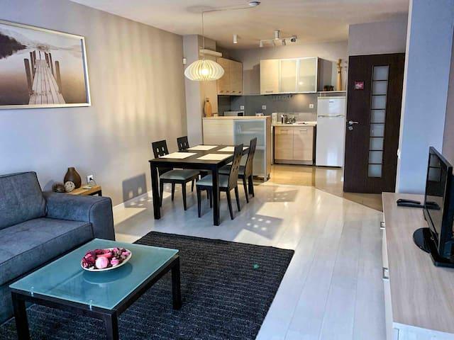Cozy Top Center Apartment
