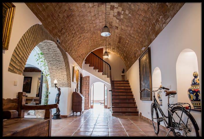 Casa del siglo XVIII en Andalucía