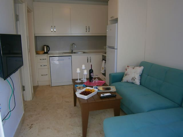 One Bedroom in Central Bodrum 4