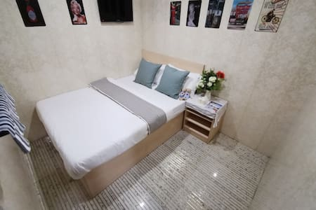 Simple-and-BEST Serviced Rooms-1 Person/2 Persons