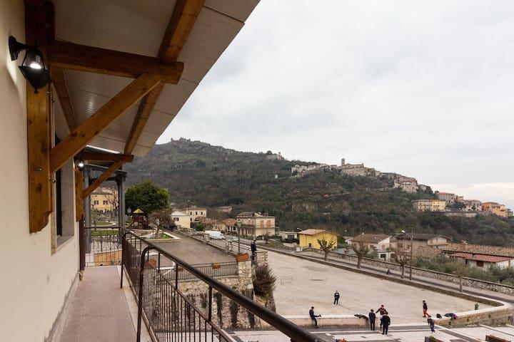 Roccasecca的民宿