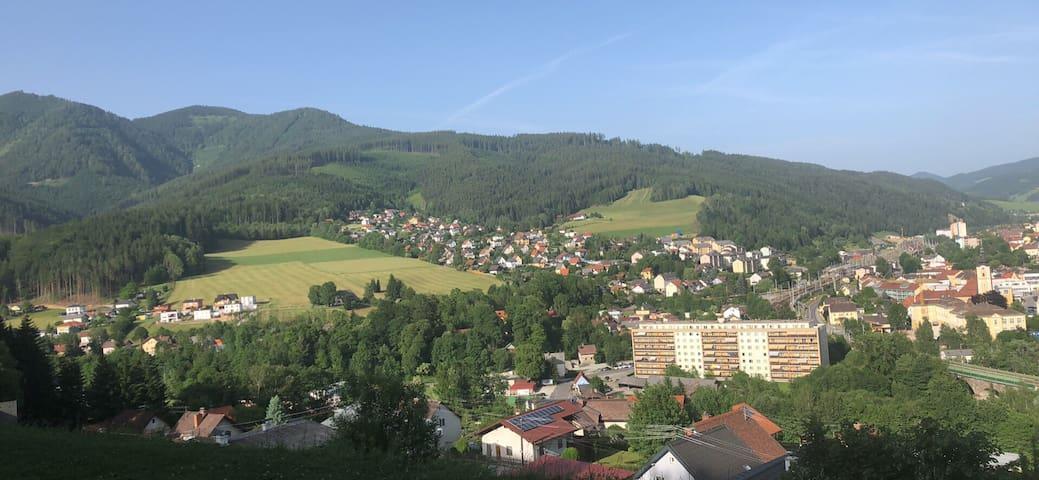 Bruck-Mürzzuschlag District的民宿
