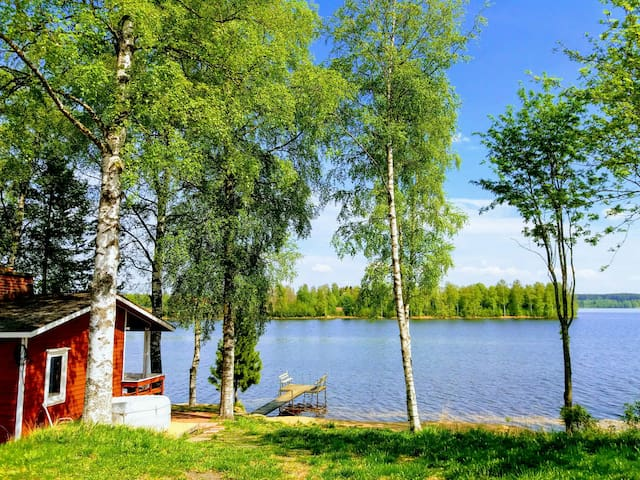 Lappajärvi的民宿