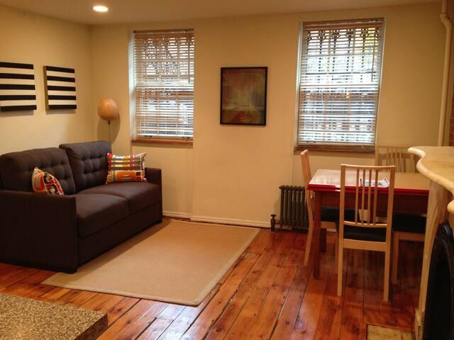 Boerum Hill Garden Apartment