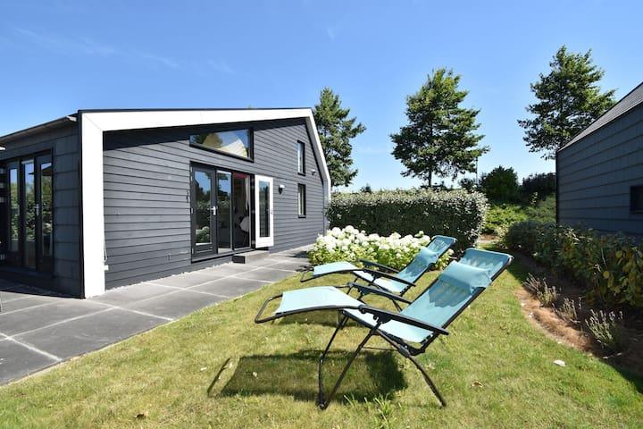 Modern Holiday Home in Kattendijke with a Garden