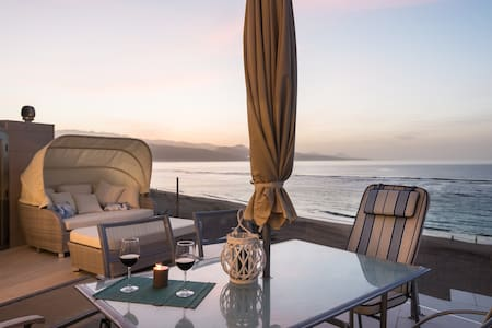 Canteras Luxury Seafront Penthouse