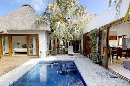 Romantic Private Villa - 500m from the beach
