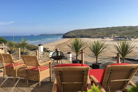 Stunning Sea Views from The Apartment by The Beach