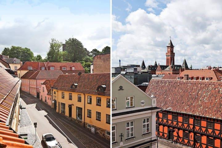 赫尔辛堡的民宿