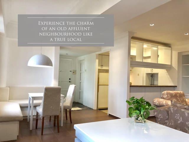 1 bedroom Bangsar house.Independent unit,No crowds