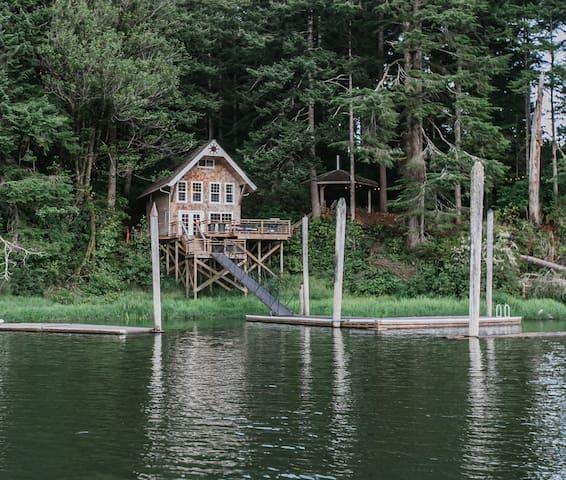 湖畔(Lakeside)的民宿