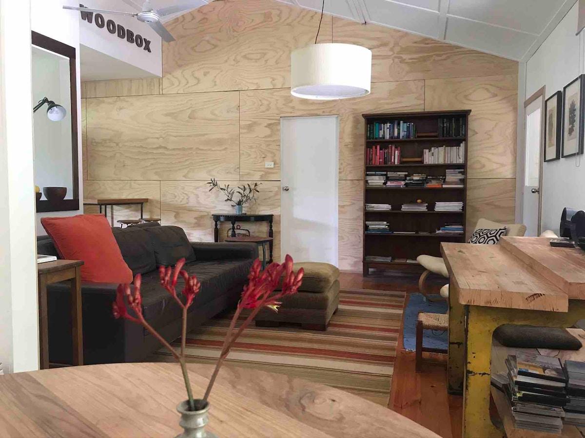 Woodbox  Retreat Healesville, Yarra Valley