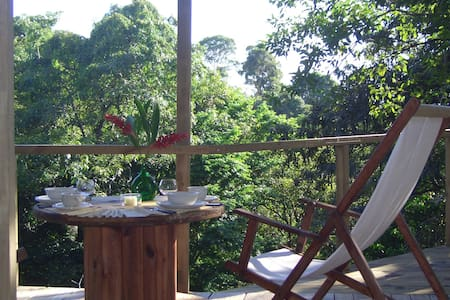 TREE HOUSE, Manuel Antonio/ with great pool !!!