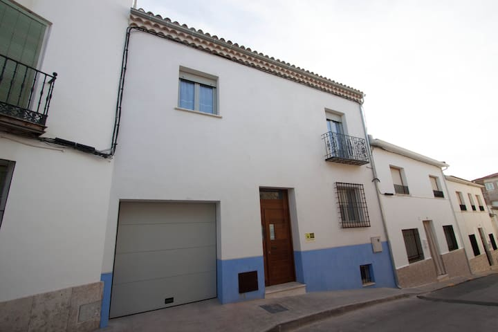 Horcajo de Santiago的民宿