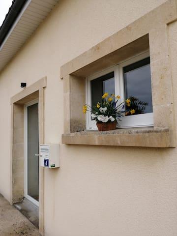 Barbezieux-Saint-Hilaire的民宿