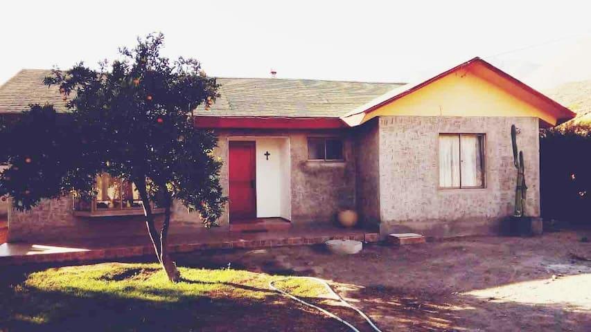 Vicuña的民宿