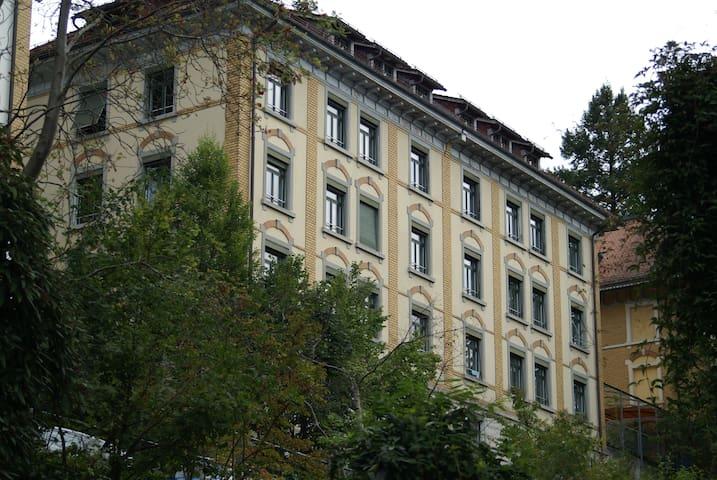 圣加仑的民宿