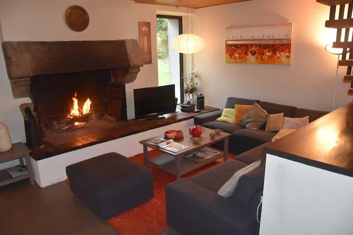 Plourin-lès-Morlaix的民宿