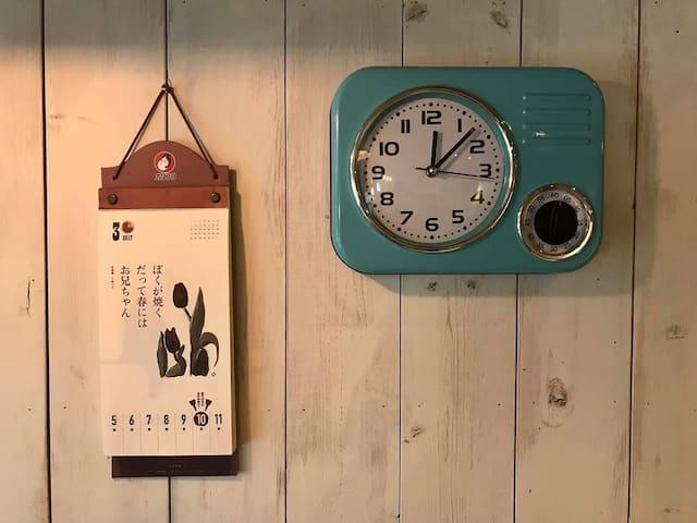 【猫町家】平日续住999~台中火车站走路5分钟,品味复古风格台湾味老房子/长租
